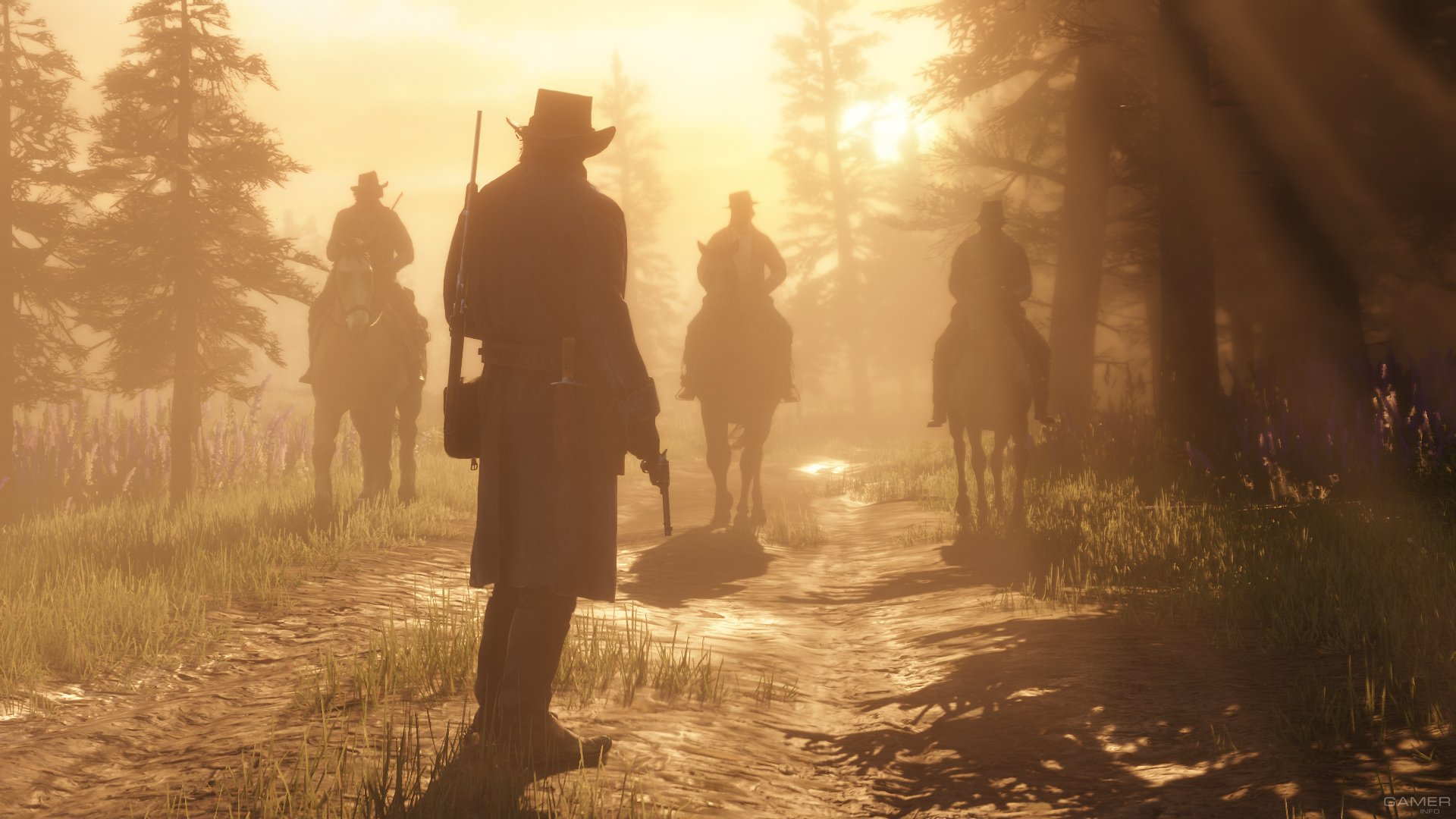 Игра PS4 Red Dead Redemption 2. Фото N4