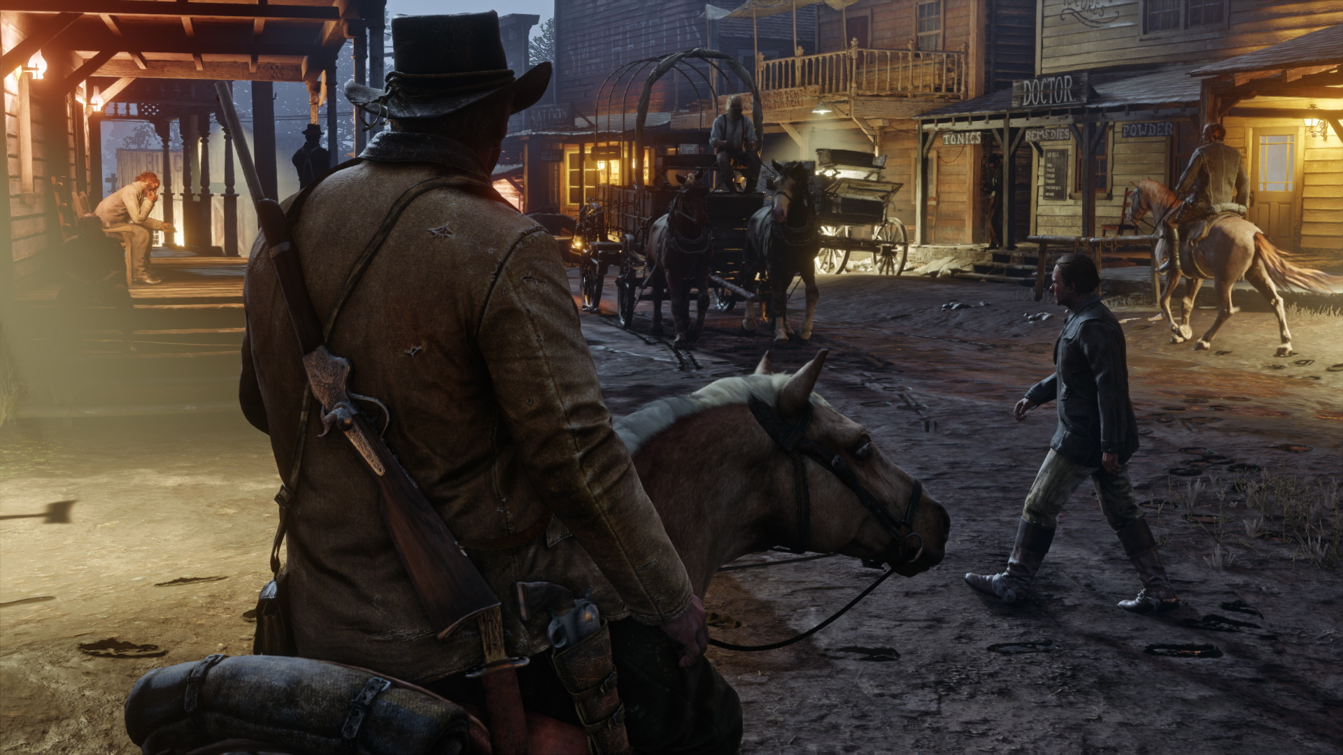 Игра PS4 Red Dead Redemption 2. Фото N3