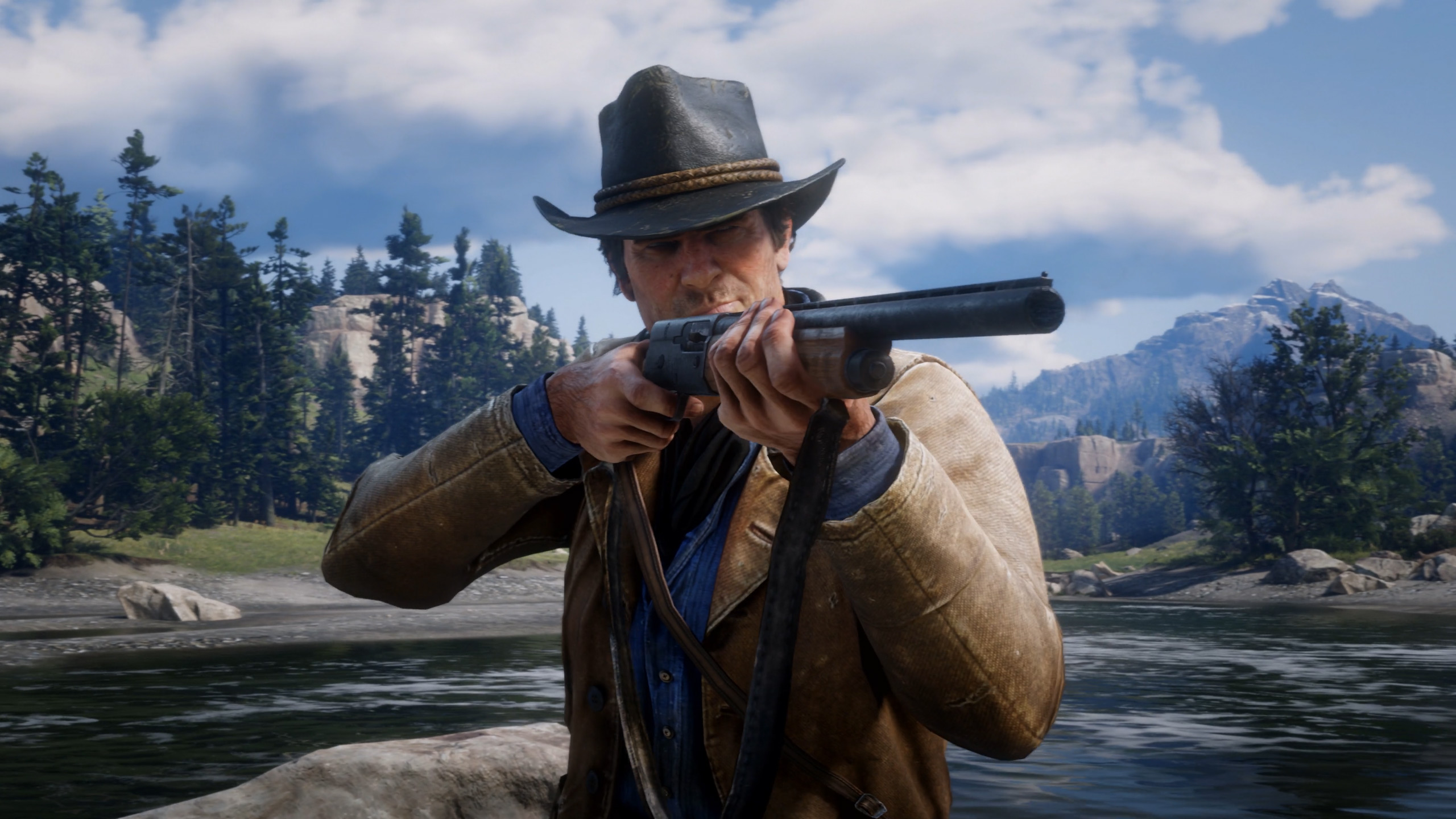 Игра PS4 Red Dead Redemption 2