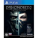 Игра PS4 Dishonored 2. Limited Edition