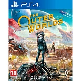 Игра PS4 The Outher Worlds