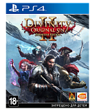 Игра PS4 Divinity. Original Sin II. Definitive Edition