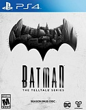 Игра PS4 Batman: The Telltale Series