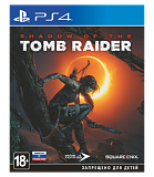 Игра PS4 Shadow Of The Tomb Raider